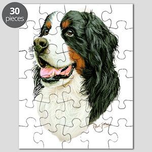 Bernese Mountain Dog Puzzle