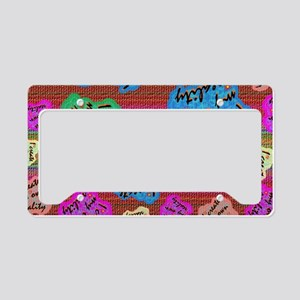 create-80T License Plate Holder