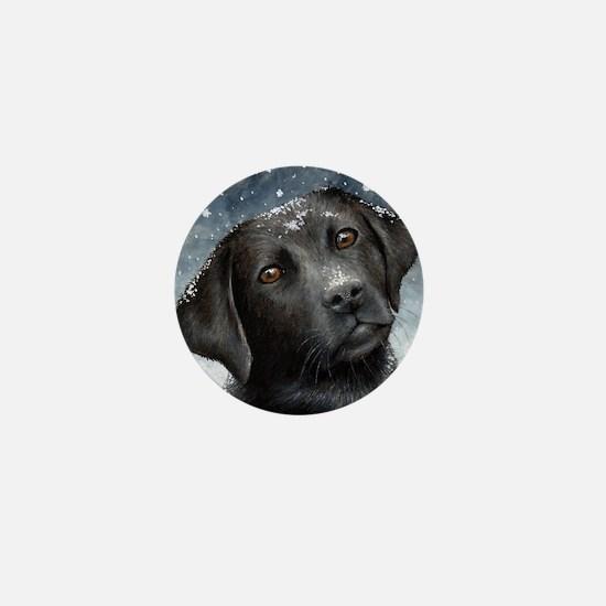 Dog 100 Mini Button