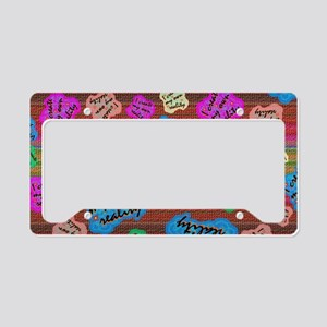 create-40T License Plate Holder