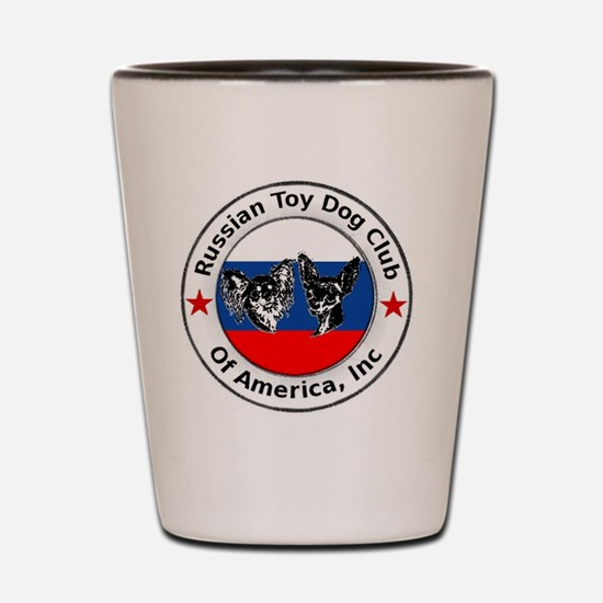 The Russian Toy Dog Club Of America, In Shot Glass