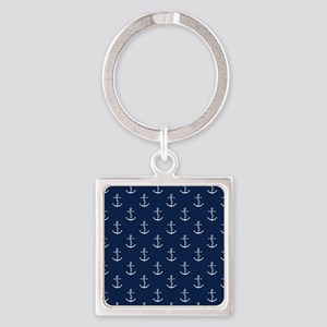 CP Twin Duvet1 Square Keychain