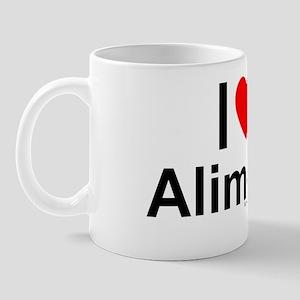 Alimony Mug