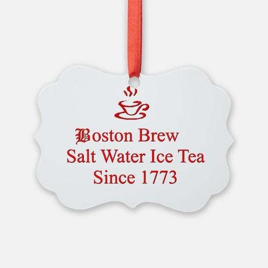 Boston Brew Ornament