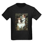 Ophelia & Beagle Kids Dark T-Shirt