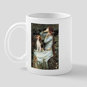 Ophelia & Beagle Mug