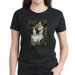 Ophelia & Beagle Women's Dark T-Shirt