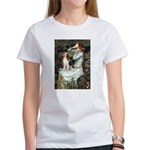 Ophelia & Beagle Women's T-Shirt