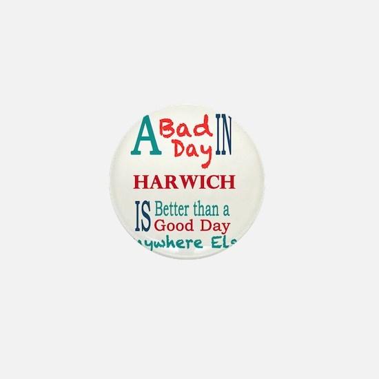 Harwich Mini Button