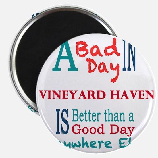 Vineyard Haven Magnet