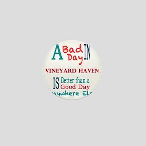 Vineyard Haven Mini Button