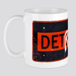 Detroit Detour Mug