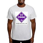 Pride Ash Grey T-Shirt