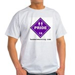 Pride Ash Grey T-Shirt
