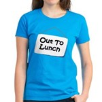Out to Lunch Women's Dark T-Shirt