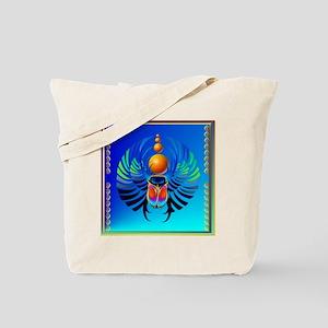 Scarab-The Divine Tote Bag