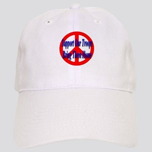 Support Our Troops Bring Them Cap