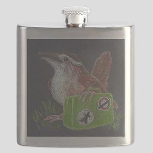 Wren Voyage Flask