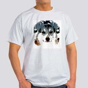 Patriotic Corgi Light T-Shirt