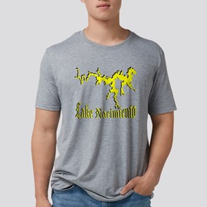 NACI_822_YELLOW Mens Tri-blend T-Shirt