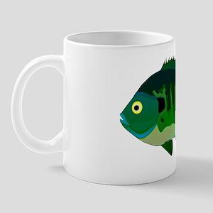 Bluegill Sunfish aT Mug