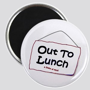 Out to Lunch Magnet