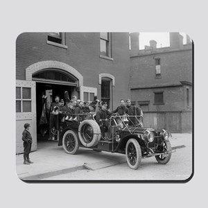 Packard Fire Squad Mousepad