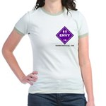 Envy Women's Ringer T-Shirt