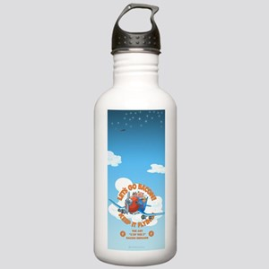 bacon brigade Stainless Water Bottle 1.0L