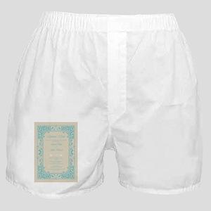 22-vignette_aqua2 Boxer Shorts