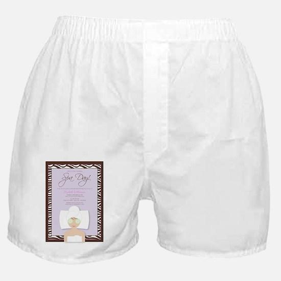 6-spa+day_vert_purple Boxer Shorts