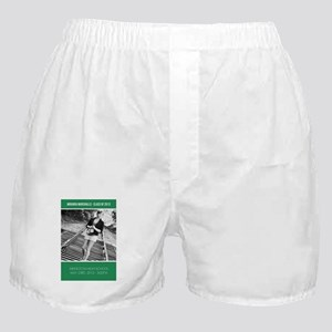 82-green Boxer Shorts