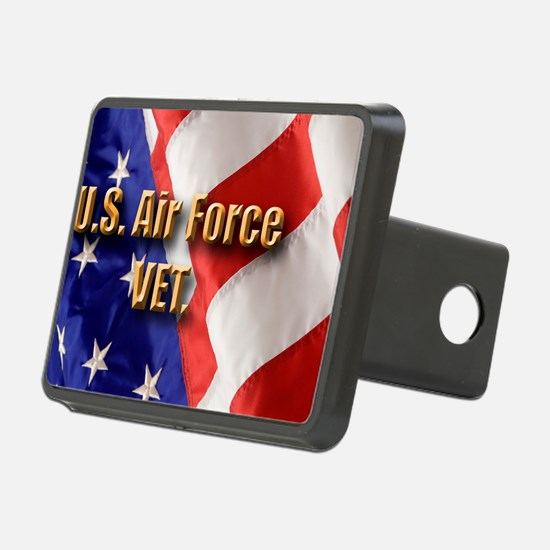 usa usaf vet Hitch Cover