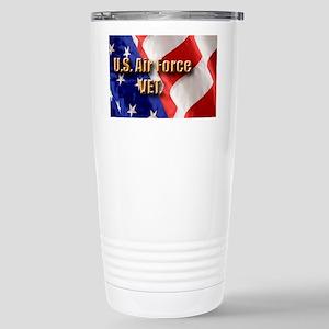 usa usaf vet Stainless Steel Travel Mug