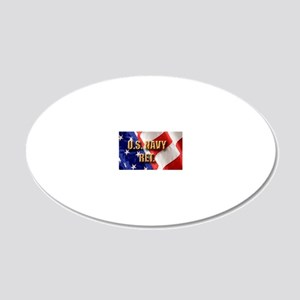 z 20x12 Oval Wall Decal