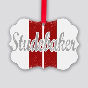 Studebaker Picture Ornament