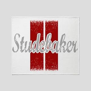 Studebaker Throw Blanket