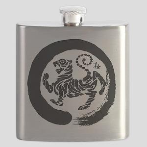 Shotokan Tiger Flask