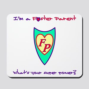 What's your super power? Mousepad
