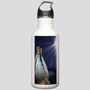 Lady in White Stainless Water Bottle 1.0L