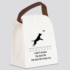 Dock Life Canvas Lunch Bag