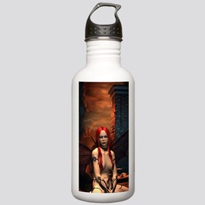 The Bored Demon Stainless Water Bottle 1.0L