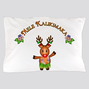 Mele Kalikimaka Pillow Case