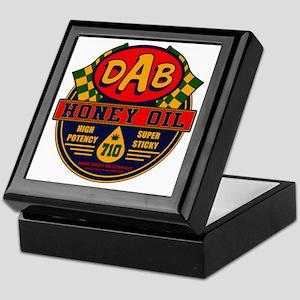DAB Honey Oil 710 Keepsake Box