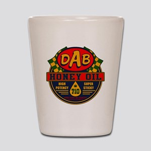 DAB Honey Oil 710 Shot Glass