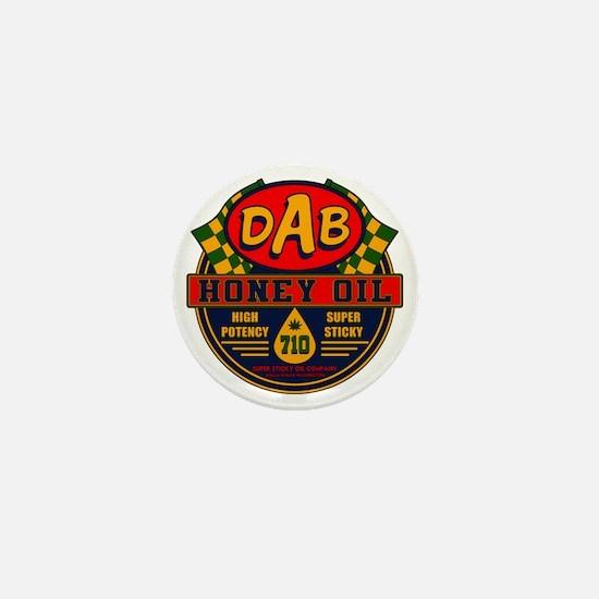 DAB Honey Oil 710 Mini Button