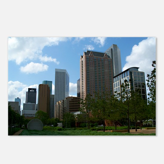 Cities Edge Postcards (Package of 8)