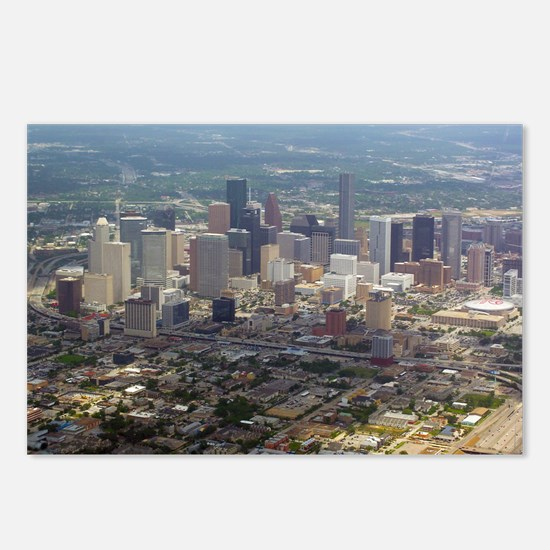 Houston Heights Postcards (Package of 8)