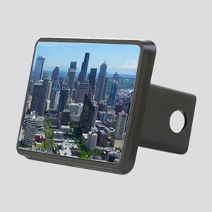 Vertical Visibility Rectangular Hitch Cover