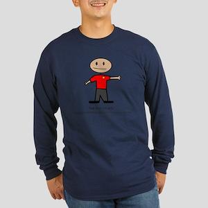 redshirtsecurity Long Sleeve T-Shirt